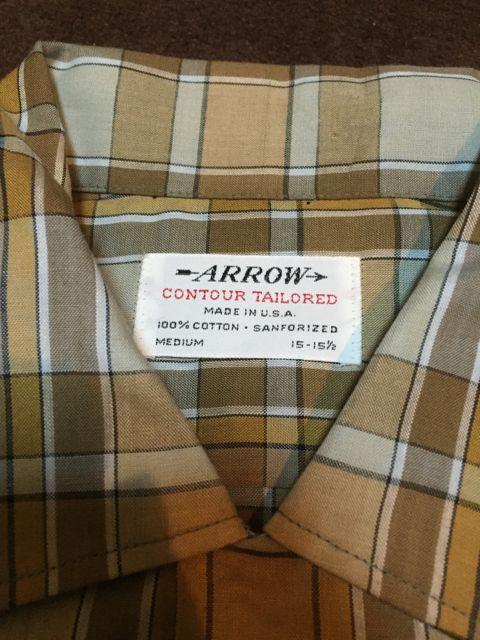 アメリカ仕入れ情報 #33 デッドストック大量発掘! ⑤50s〜all cotton シャツ色々!!_c0144020_122438100.jpg