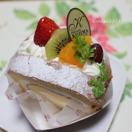 パティスリーコジマ(patisserie kojima) ~久々にケーキを買いに~_e0227942_00142298.jpg