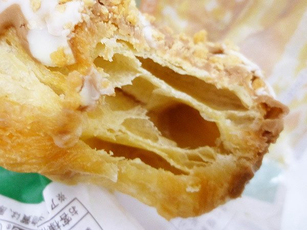 【菓子パン】ドーワッツ カフェオレ@ヤマザキ_c0152767_2101462.jpg