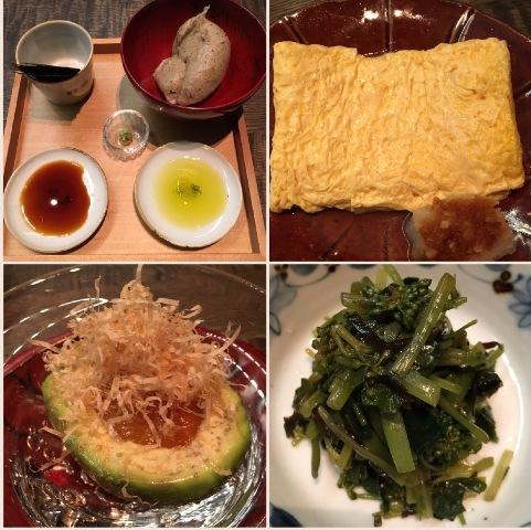 和食&蕎麦料理「雷庵(ライアン-RYAN-)」_a0138976_1515242.jpg