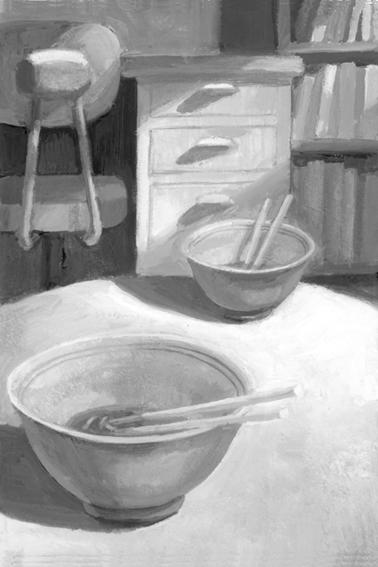 小説現代「花や今宵の」第7回扉絵と文中挿絵_b0194880_39657.jpg