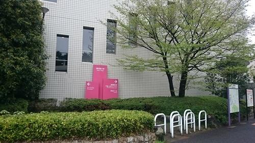 「津田塾大学工事中」_a0075684_042091.jpg
