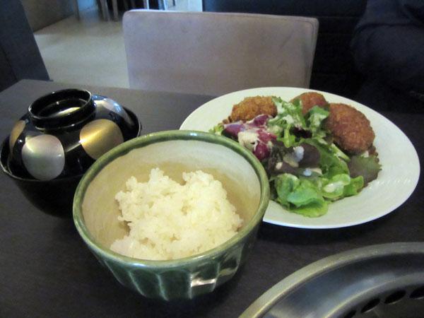 噂に聞いていたミラノの和牛焼き肉@矢澤でランチ★_c0179785_4481645.jpg