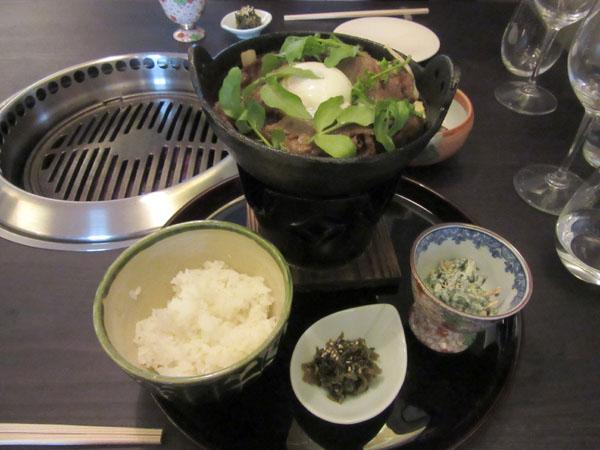 噂に聞いていたミラノの和牛焼き肉@矢澤でランチ★_c0179785_4482054.jpg