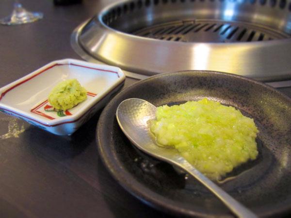 噂に聞いていたミラノの和牛焼き肉@矢澤でランチ★_c0179785_4482540.jpg