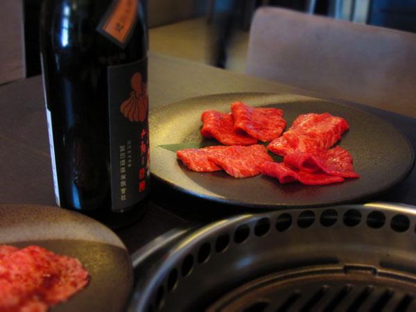噂に聞いていたミラノの和牛焼き肉@矢澤でランチ★_c0179785_4482925.jpg