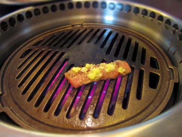 噂に聞いていたミラノの和牛焼き肉@矢澤でランチ★_c0179785_4483279.jpg