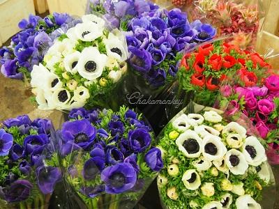 春のお花 New Covent Garden Flower Market_f0238789_2103385.jpg
