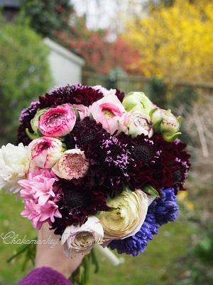 春のお花 New Covent Garden Flower Market_f0238789_2126138.jpg