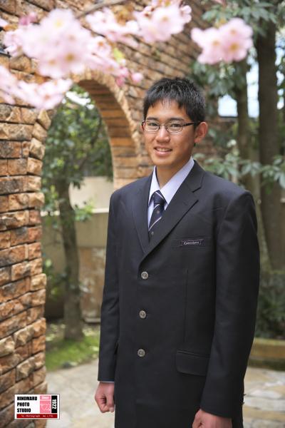 〜のりかずくん、高校入学〜_b0203705_17564978.jpg