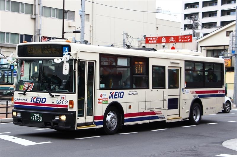 2016.3) 京王バス小金井・G40202...