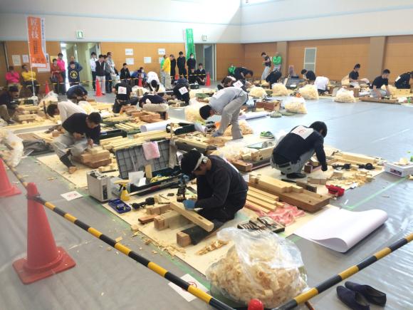 第45回新潟県建築組合連合会  技能競技大会_c0170940_17590257.jpg