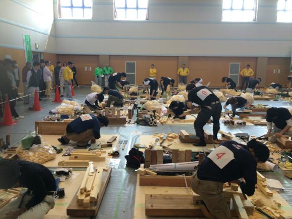 第45回新潟県建築組合連合会  技能競技大会_c0170940_17590287.jpg
