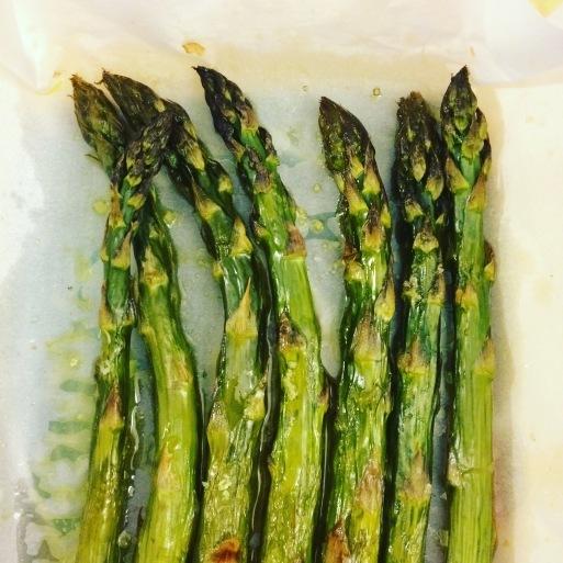 Premières asperges verts de saison「初緑」_c0181241_17542785.jpeg
