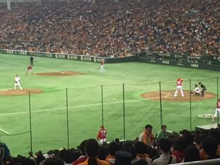 野球観戦in東京_c0206243_15392364.jpg
