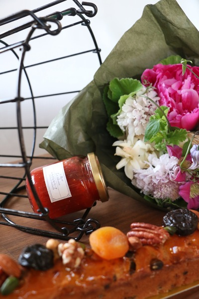 季節のお菓子とお花のお届け便 vol.2_e0220645_15251563.jpg
