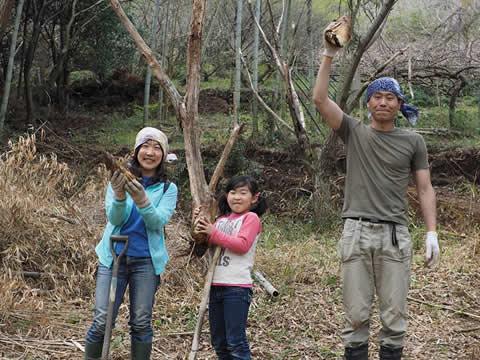 やつだ開拓団 4月の種まき活動のレポート_c0177665_16104291.jpg