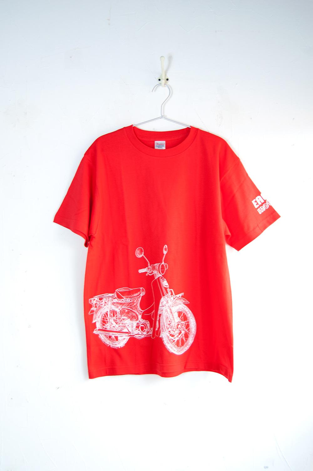 EAGLEmotorsオリジナル半袖Tシャツ ¥2300+税_a0165286_1383267.jpg