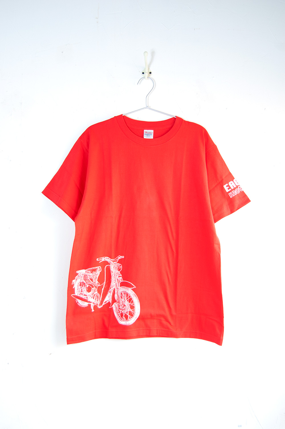 EAGLEmotorsオリジナル半袖Tシャツ ¥2300+税_a0165286_1385694.jpg