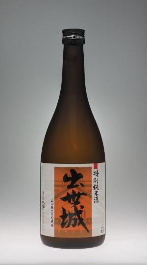 出世城 特別純米酒 [浜松酒造]_f0138598_0514926.jpg