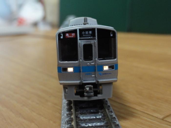 GM小田急1000形1051F入線_a0359818_14385902.jpg