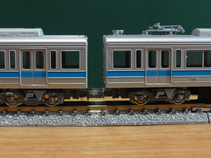 GM小田急1000形1051F入線_a0359818_15002065.jpg