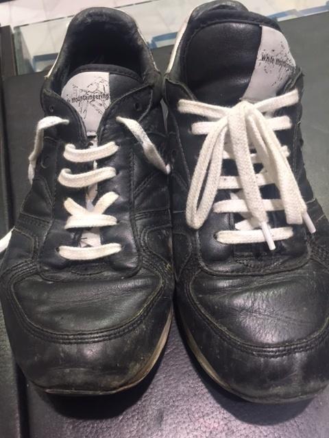 スニーカーを洗う_b0226322_19185261.jpg
