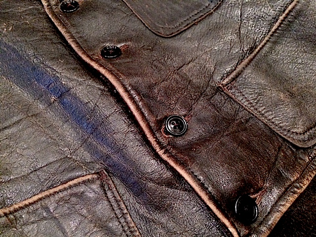 40\'S Leather Vest_f0203050_10101069.jpg