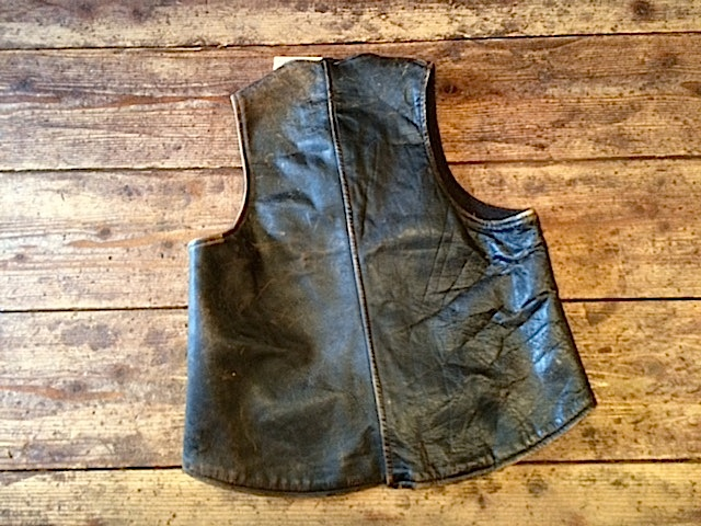 40\'S Leather Vest_f0203050_10105436.jpg