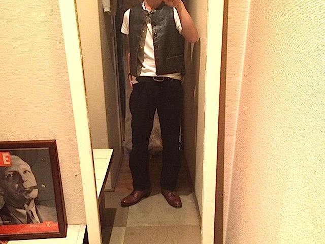 40\'S Leather Vest_f0203050_1011887.jpg