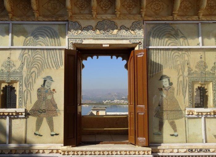 """インド・ラジャスタンの旅 14 ウダイプール """"シティパレス"""" その2_a0092659_17263724.jpg"""