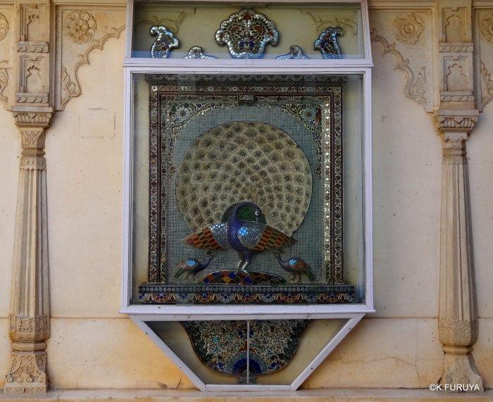"""インド・ラジャスタンの旅 14 ウダイプール """"シティパレス"""" その2_a0092659_17301818.jpg"""
