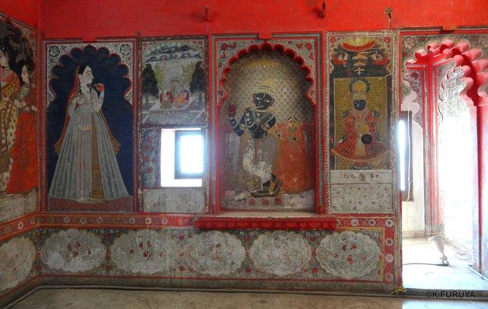 """インド・ラジャスタンの旅 14 ウダイプール """"シティパレス"""" その2_a0092659_1932846.jpg"""