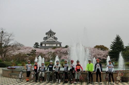 琵琶湖サイクリング_b0332867_21385512.jpg