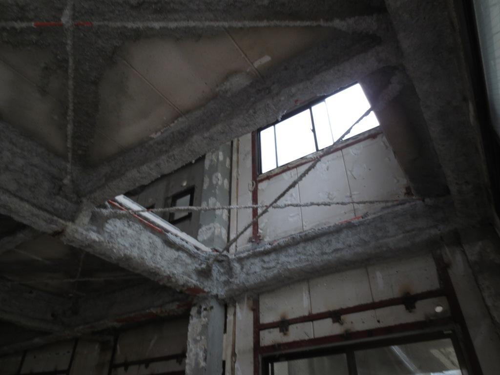 桜台の家改修 既存解体_c0310571_08495611.jpg