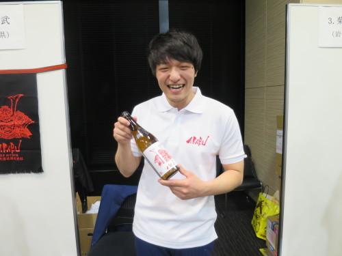 ぴあ日本酒フェスティバルと19日の十四代_a0310573_09402899.jpg