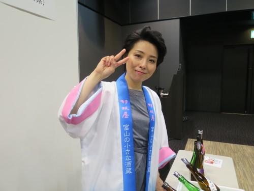 ぴあ日本酒フェスティバルと19日の十四代_a0310573_09412097.jpg