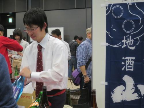 ぴあ日本酒フェスティバルと19日の十四代_a0310573_09445110.jpg