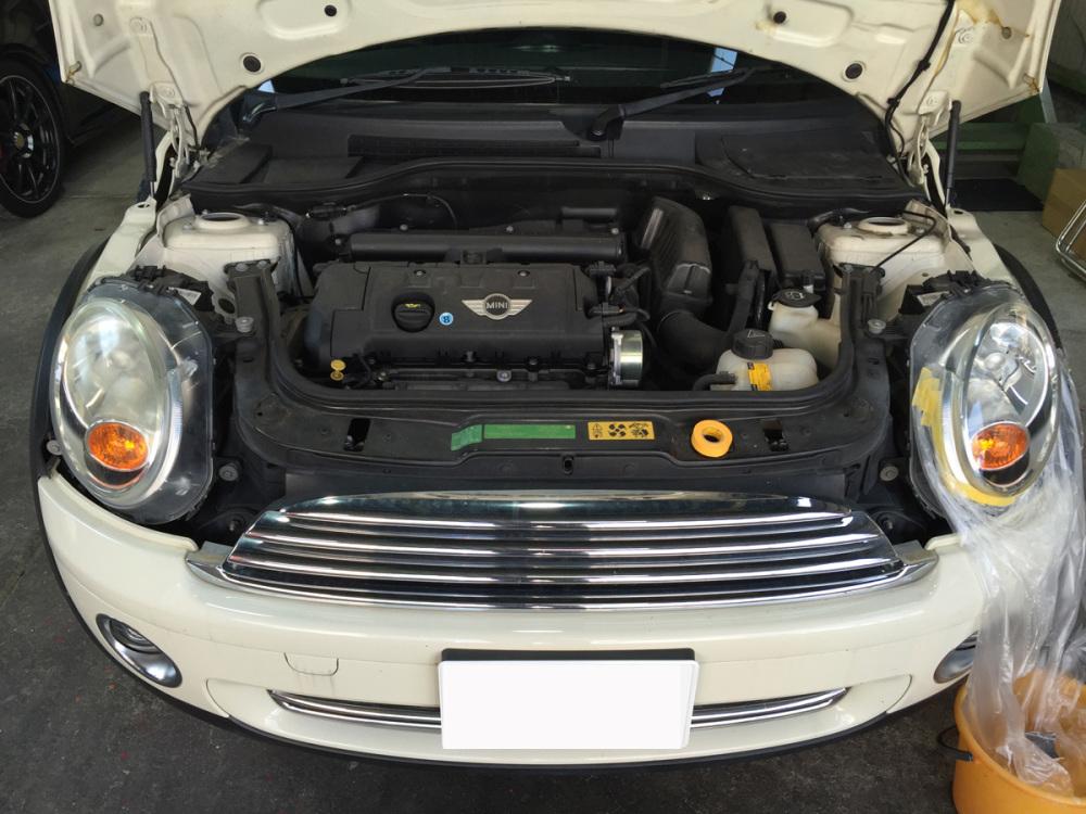 Bmw mini hid spin off garage for Garage mini 77