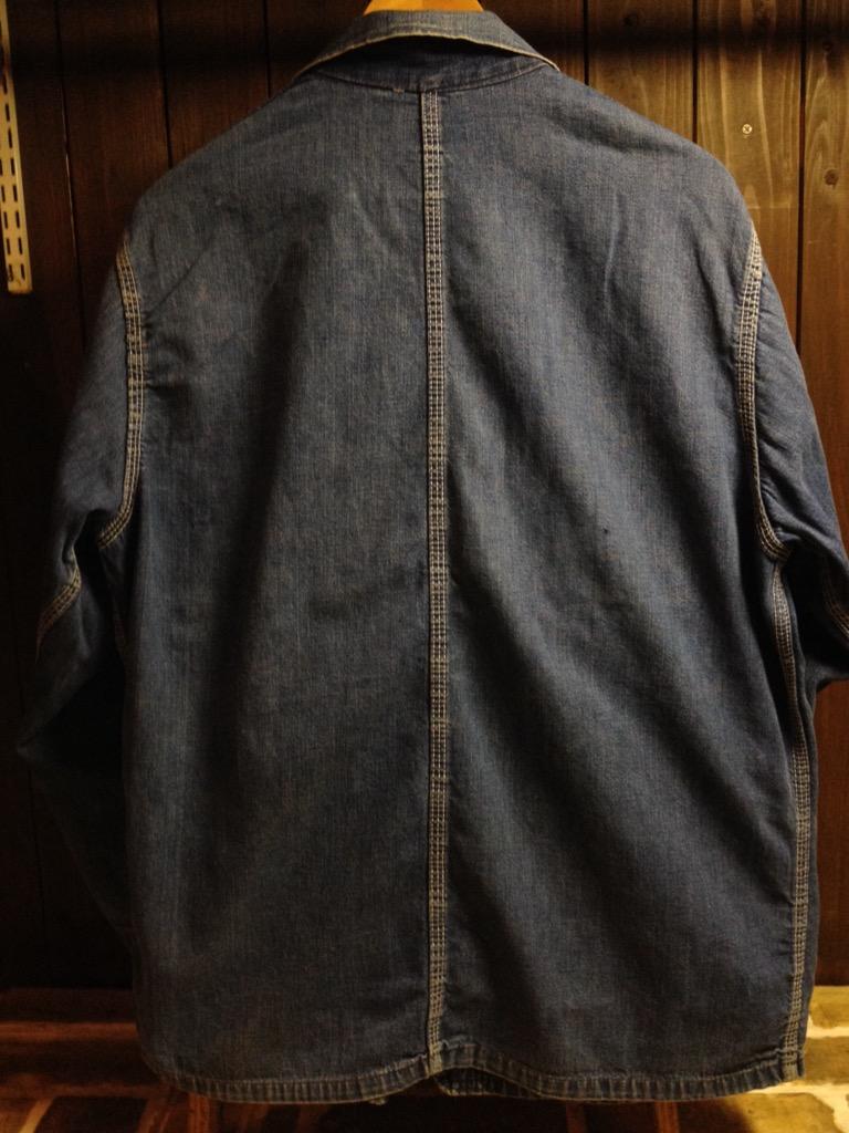 神戸店4/20(水)ヴィンテージ&スーペリア入荷!#1 50\'s Sweet-Orr D\'Stock Canvas CoverAll,10\'s OverAll!! _c0078587_13165126.jpg