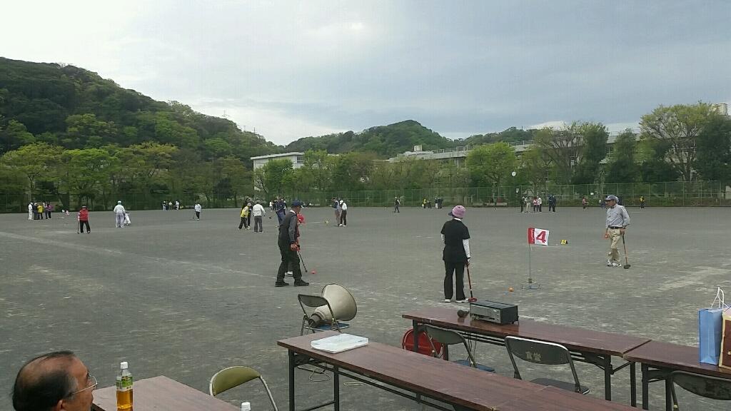 第1回タカヤマ薬局杯 GG グランドゴルフ大会_d0092901_22394369.jpg