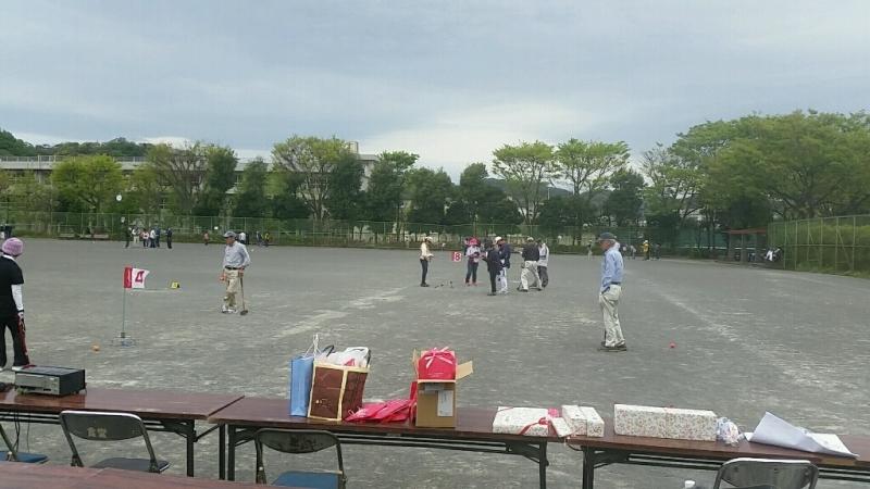 第1回タカヤマ薬局杯 GG グランドゴルフ大会_d0092901_22394677.jpg
