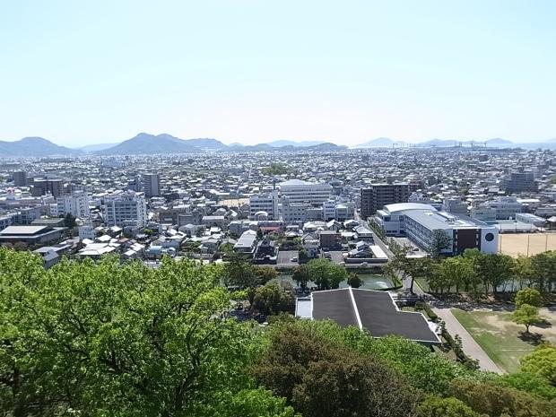 丸亀城ほか丸亀市散策_f0197703_12115791.jpg