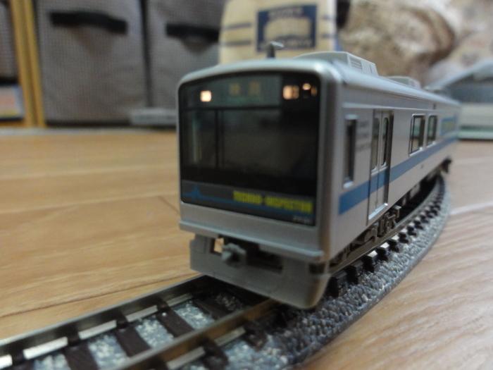 GM小田急クヤ31 テクノインスペクター入線_a0359818_19550940.jpg