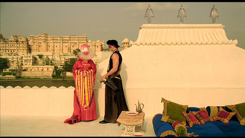 インド・ラジャスタンの旅 15 タージ・レイク・パレス_a0092659_20015917.jpg