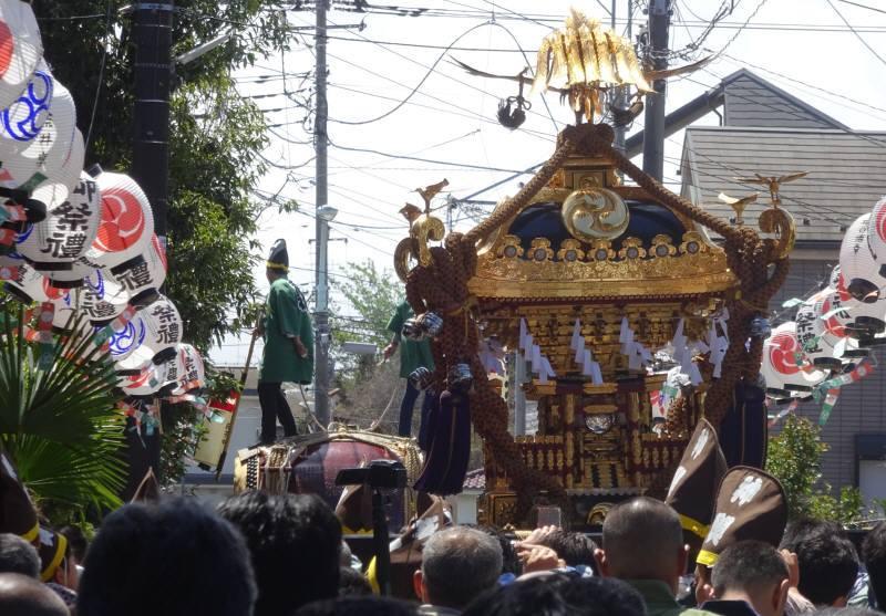 天王祭(上水本町 上鈴木)_f0059673_22350022.jpg