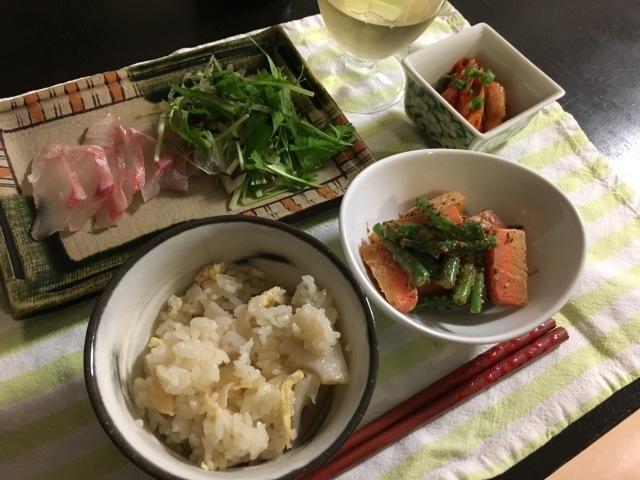 4月17日 タケノコが・・・_e0135683_22501594.jpeg