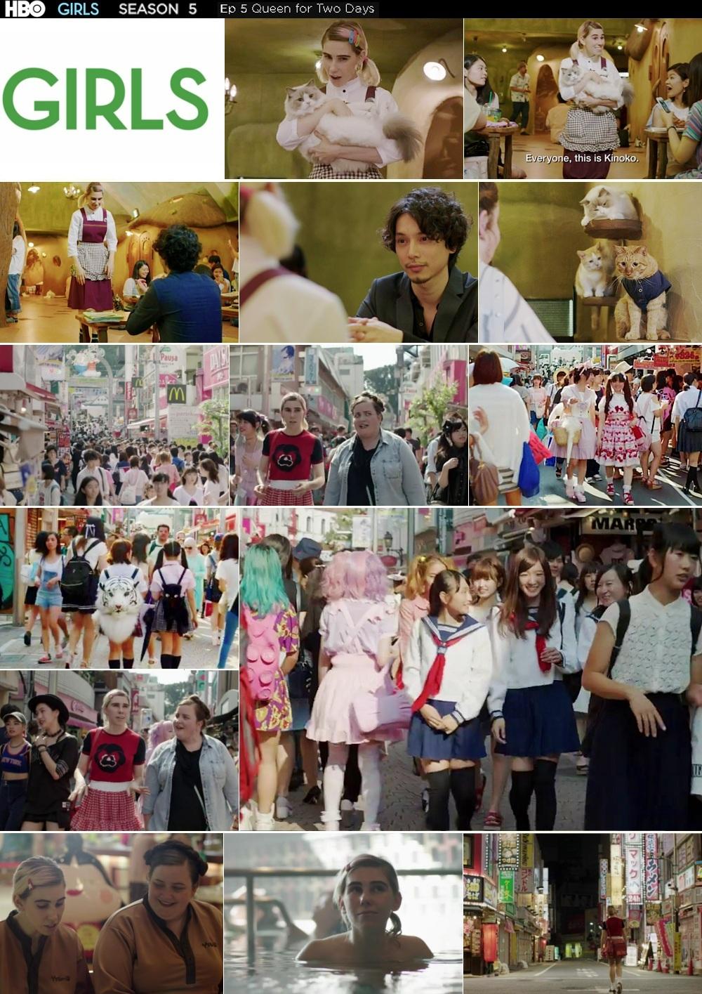 米ドラマ「GIRLS」シーズン5第3話、第5話の日本ロケ・シーンまとめ_b0007805_950428.jpg