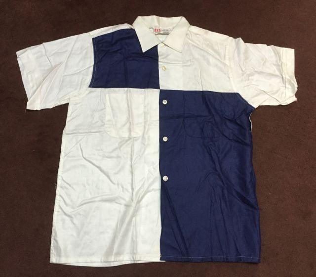 アメリカ仕入れ情報 #49デッドストック大量発掘!!ⅱ21 60s〜B.V.D  All cotton ツートンシャツ!!_c0144020_15511738.jpg
