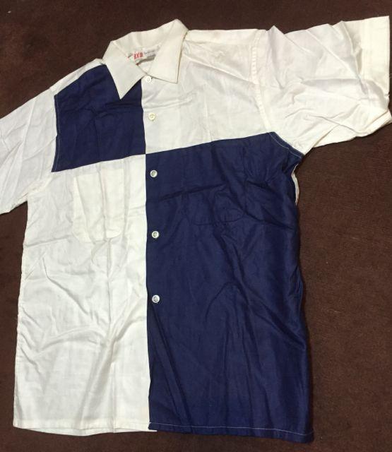 アメリカ仕入れ情報 #49デッドストック大量発掘!!ⅱ21 60s〜B.V.D  All cotton ツートンシャツ!!_c0144020_15512127.jpg